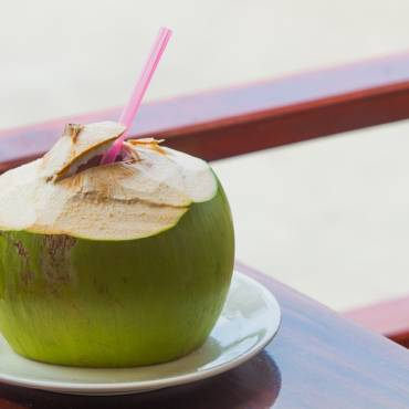 COCONUT WATER: THE REFRESHING HEALTH DRINK