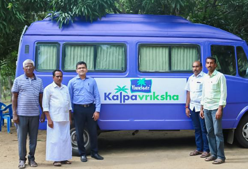 With Parachute Kalpavriksha, Marico is bringing tech, innovation, and efficiency to coconut farmers