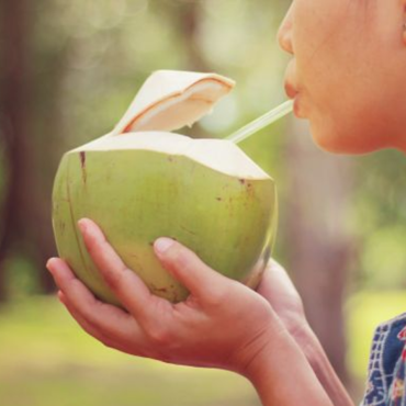 COCONUT WATER: THE EMERGENCY LIFESAVER?